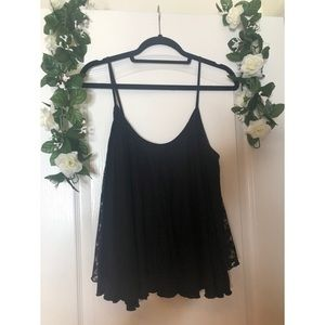Cropped summer tank top!!